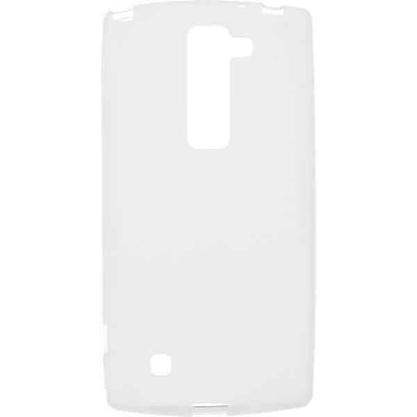 GUMA SMOOTH ETUI NA TELEFON LG MAGNA H500 G4C G4 MINI H525 BIAŁY
