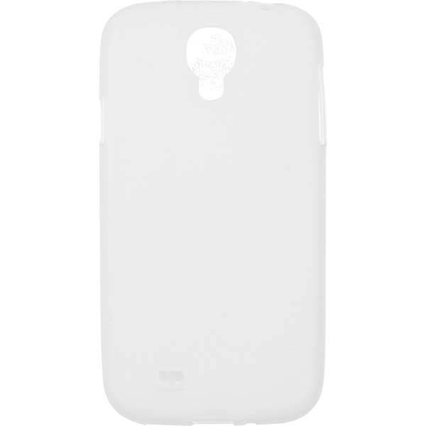 GUMA SMOOTH ETUI NA TELEFON SAMSUNG GALAXY S4 I9500 BIAŁY