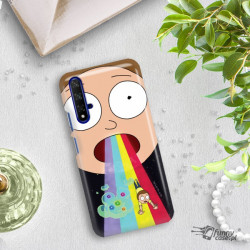 ETUI NA TELEFON HUAWEI HONOR 20 RICK I MORTY RIM66