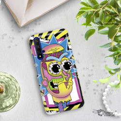 ETUI NA TELEFON HUAWEI HONOR 20 RICK I MORTY RIM67