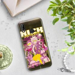 ETUI NA TELEFON HUAWEI P20 LITE 2019 / NOVA 5I RICK I MORTY ST_RIM-2020-1-101