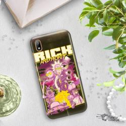 ETUI NA TELEFON HUAWEI Y5 2019 RICK I MORTY ST_RIM-2020-1-101