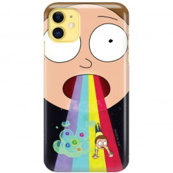 ETUI NA TELEFON APPLE IPHONE 11 RICK I MORTY RIM66