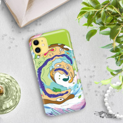 ETUI NA TELEFON APPLE IPHONE 11 RICK I MORTY RIM70