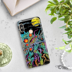 ETUI NA TELEFON XIAOMI REDMI NOTE 5 PRO CAMERA RICK I MORTY RIM12