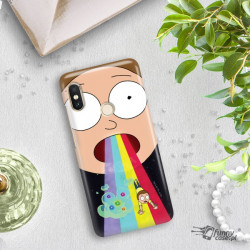 ETUI NA TELEFON XIAOMI REDMI NOTE 5 PRO CAMERA RICK I MORTY RIM66