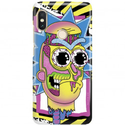 ETUI NA TELEFON XIAOMI REDMI NOTE 5 PRO CAMERA RICK I MORTY RIM67