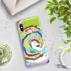 ETUI NA TELEFON XIAOMI REDMI NOTE 5 PRO CAMERA RICK I MORTY RIM70
