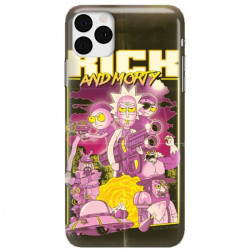 ETUI NA TELEFON APPLE IPHONE 11 PRO RICK I MORTY RIM28