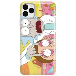 ETUI NA TELEFON APPLE IPHONE 11 PRO RICK I MORTY RIM72