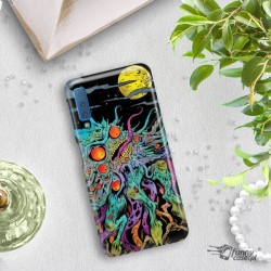 ETUI NA TELEFON SAMSUNG GALAXY A7 2018 RICK I MORTY ST_RIM-2020-1-100