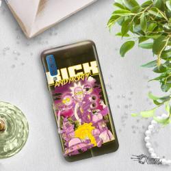 ETUI NA TELEFON SAMSUNG GALAXY A7 2018 RICK I MORTY ST_RIM-2020-1-101