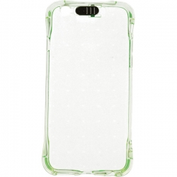 ETUI CLEAR CRYSTAL LIGHT IPHONE 6 4.7'' ZIELONY