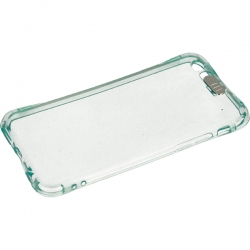 ETUI CLEAR CRYSTAL LIGHT IPHONE 6 4.7'' NIEBIESKI