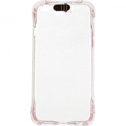 ETUI CLEAR CRYSTAL LIGHT IPHONE 6 4.7'' RÓŻOWY