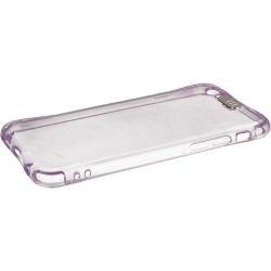 ETUI CLEAR CRYSTAL LIGHT IPHONE 6 4.7'' FIOLETOWY