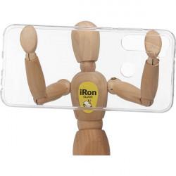 ETUI CLEAR 0.3mm NA TELEFON XIAOMI REDMI NOTE 8 TRANSPARENTNY