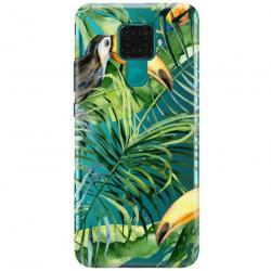 ETUI NA TELEFON HUAWEI MATE 30 LITE TROPIC tropic-14