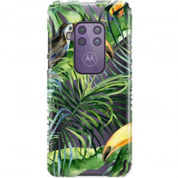 ETUI NA TELEFON MOTOROLA MOTO ONE ZOOM TROPIC tropic-14