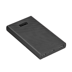 BATERIA POWER BANK 13 000mAh SZARY