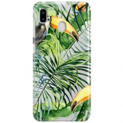 ETUI NA TELEFON SAMSUNG GALAXY A20 TROPIC tropic-14