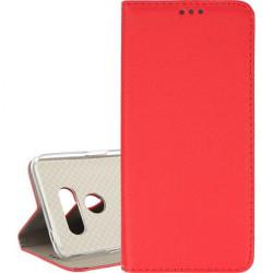 ETUI BOOK MAGNET NA TELEFON LG K50S CZERWONY