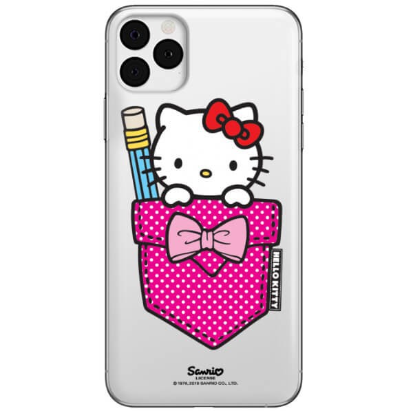 ETUI NA TELEFON APPLE IPHONE 11 PRO MAX HELLO KITTY HK6