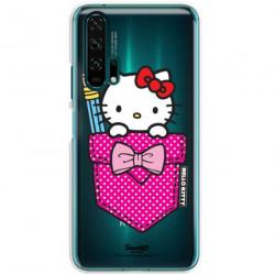ETUI NA TELEFON HUAWEI HONOR 20 PRO HELLO KITTY HK6