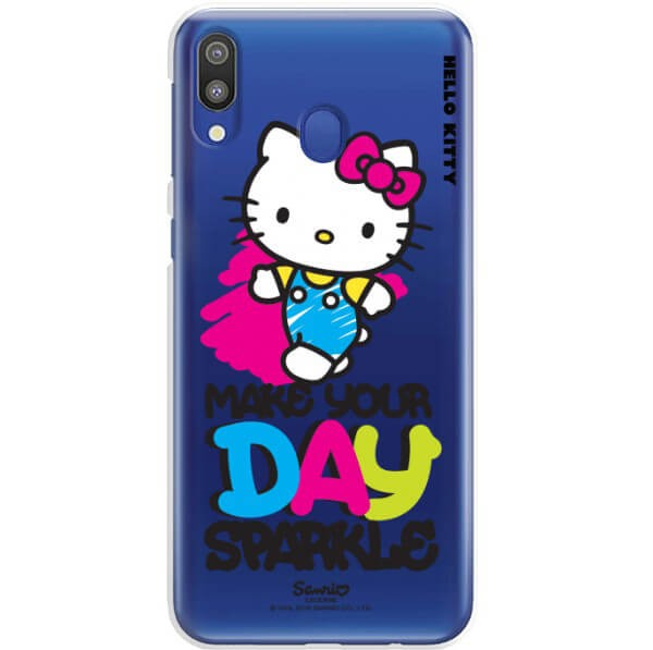 ETUI NA TELEFON SAMSUNG GALAXY M10 ST_HELLO-KITTY282