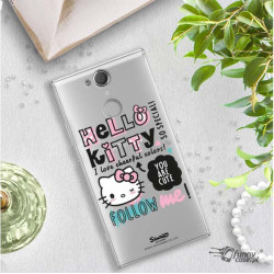 ETUI NA TELEFON SONY XPERIA XA2 HELLO KITTY HK20