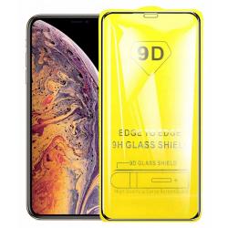 SZKŁO HARTOWANE BLACK IRON GLASS 9D IPHONE X/ XS/ 11 PRO
