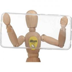 ETUI CLEAR 0.5mm NA TELEFON LG K20 TRANSPARENTNY