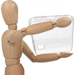 ETUI CLEAR 0.5mm NA TELEFON SAMSUNG GALAXY A10e TRANSPARENTNY