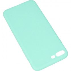 ETUI GUMA SMOOTH IPHONE 7 5.5'' PLUS 8 5.5'' MIĘTOWY