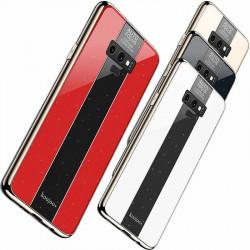 ETUI GLASS NA TELEFON SAMSUNG GALAXY S10 CZARNY