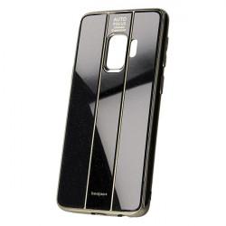 ETUI GLASS NA TELEFON SAMSUNG GALAXY S9 CZARNY