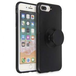 ETUI JOY NA TELEFON  IPHONE 7 PLUS / 8 PLUS CZARNY