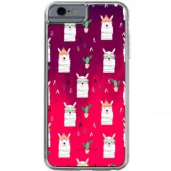 ETUI LIQUID NEON NA TELEFON APPLE IPHONE XR Różowy ST_ALP144