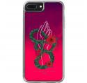 ETUI LIQUID NEON NA TELEFON APPLE IPHONE 6 PLUS / 6S PLUS Różowy ST_PCN115
