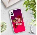 ETUI LIQUID NEON NA TELEFON APPLE IPHONE X / XS Różowy ST_PCN138