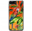 ETUI LIQUID NEON NA TELEFON APPLE IPHONE 6 PLUS / 6S PLUS Pomarańczowy TROPIC-18