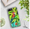 ETUI LIQUID NEON NA TELEFON APPLE IPHONE 6 / 6S Zielony TROPIC-18