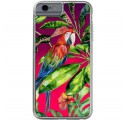 ETUI LIQUID NEON NA TELEFON APPLE IPHONE 6 / 6S Różowy TROPIC-18