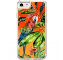ETUI LIQUID NEON NA TELEFON APPLE IPHONE 7 / 8 Pomarańczowy TROPIC-18