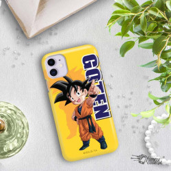 ETUI SMOOTH DRAGON BALL NA TELEFON APPLE IPHONE 11 DBS-4
