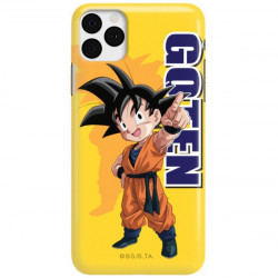 ETUI SMOOTH DRAGON BALL NA TELEFON APPLE IPHONE 11 PRO DBS-4