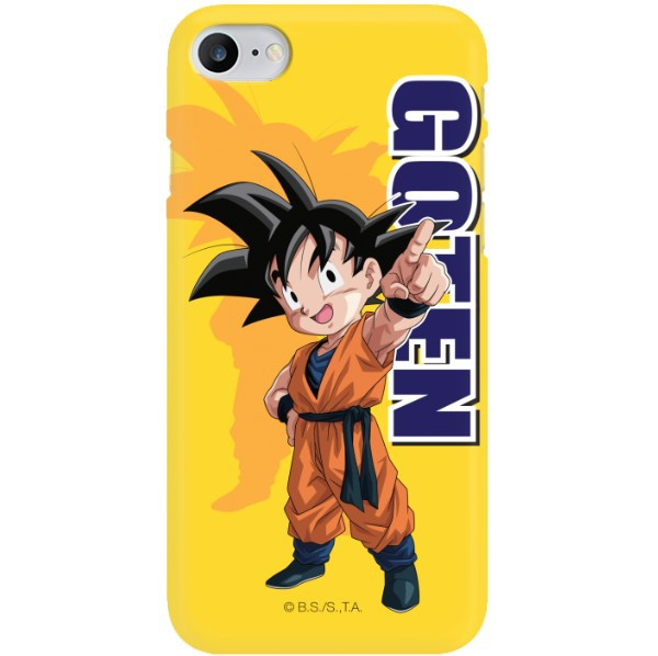 ETUI SMOOTH DRAGON BALL NA TELEFON APPLE IPHONE 7 / 8 DBS-4