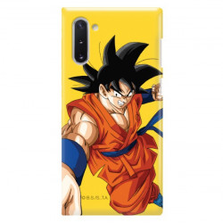 ETUI SMOOTH DRAGON BALL NA TELEFON SAMSUNG GALAXY NOTE 10 DBS-30