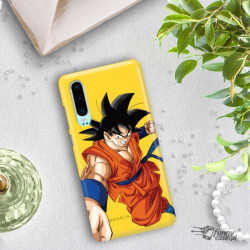 ETUI SMOOTH DRAGON BALL NA TELEFON HUAWEI P30 DBS-30
