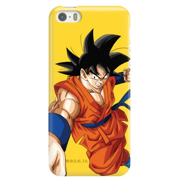 ETUI SMOOTH DRAGON BALL NA TELEFON APPLE IPHONE 5 / 5S / SE DBS-30